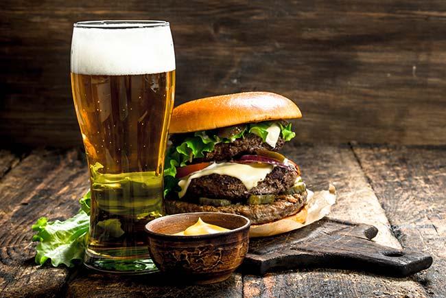 Beers and Food The Galway Bay Irish Pub Innsbruck Tyrol